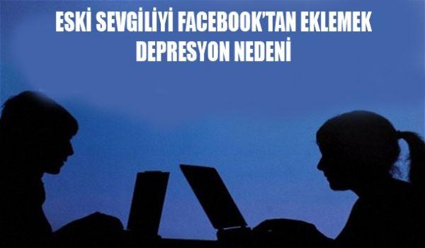 Facebook depresyon nedeni