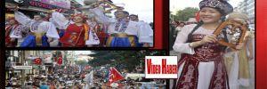 Samsun Uluslararası Halk Festivali başladı
