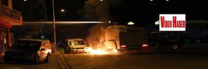 Şırnak'ta PKK yandaşları polisle çatıştı