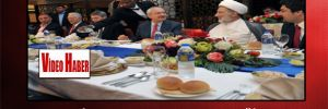 CHP'liler onuruna akşam yemeği