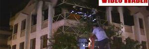 Antalya'da patlama 1 yaralı