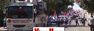 Ankara' da KESK'e müdahale