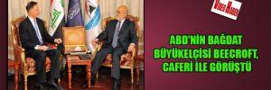 ABD'nin Bağdat Büyükelçisi Beecroft, Caferi ile görüştü