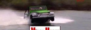 Dünyanın en hızlı 'amfibi' arabası satış yolunda
