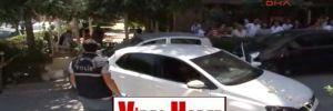 İstanbul'da otomobil içerisinde infaz