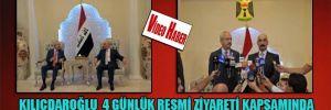 Kılıçdaroğlu 4 günlük resmi ziyareti kapsamında Bağdat'a geldi