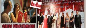 Çin'de Türk filmleri rüzgarı