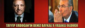 """Tayyip Erdoğan'ın Deniz Baykal'a yasaklı olduğu dönemde """"Sen beni Milletvekili yap kurtar ben seni!.."""""""