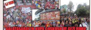 Galatasaray'ın kupa coşkusu ve Gezi Ruhu Londra'da