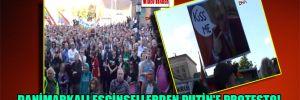 Danimarkalı Eşcinsellerden Putin'e protesto!