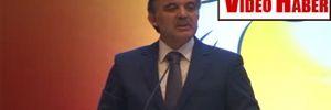 Cumhurbaşkanı Gül, Dünya Barışı İçin Güneş Enerjisi Konferansı'na katıldı