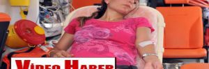 Kapkaççılar hamile kadını yerlerde sürükledi