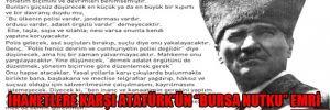 "İhanetlere karşı Atatürk'ün ""Bursa Nutku"" emri"