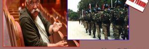Jandarma Levent Kırca'ya sempati ile gülüyordu