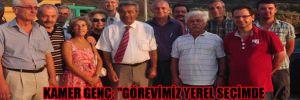 Kamer Genç:'Görevimiz yerel seçimde AKP iktidarına son vermektir'