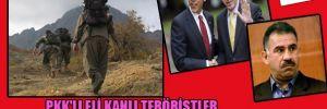PKK'lı eli kanlı teröristler subaylık ve kurmaylık eğitimine başladı