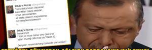Ertuğrul Günay'dan, ağlayan Başbakan'a 'Ali' çıkışı