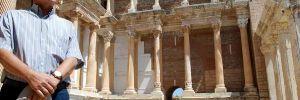Sardes'e UNESCO yolu