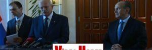 Slovakya Cumhurbaşkanını şaşırtan çalışmalar