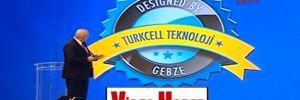 Yerli akıllı telefon Turkcell T40 görücüye çıktı