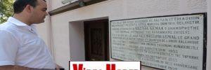 CHP'li Köprülü Atatürk'ün doğduğu evi gezdi
