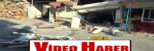 Konya'da tüp gaz patladı
