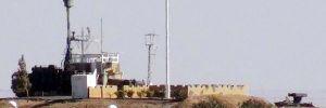 Kilis'te hakim tepelere füze rampaları