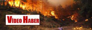 Antalya'da alevler yerleşim yerlerini tehdit ediyor: 20 ev boşaltıldı