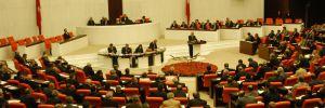 Meclis'in ilk gündem maddesi tezkere