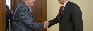 Kılıçdaroğlu, eski YÖK Başkanı Gürüz ile görüştü