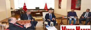Temiz Seçim Platformu, Kılıçdaroğlu'nu ziyaret etti
