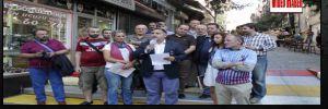 Trabzon Fikir Kulubü'nden Agos'a anlamlı ziyaret