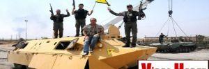 YPG, zırhlı araçları ele geçiriyor