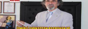 İzmir'li avukattan, Başbakan ve Davutoğlu hakkında suç duyurusu