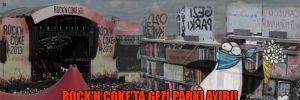 Rock'n Coke'ta Gezi Parkı ayıbı!