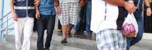 Suriyeli turistlere sahte para gözaltısı