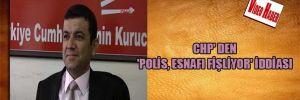 CHP' den 'Polis, esnafı fişliyor' iddiası