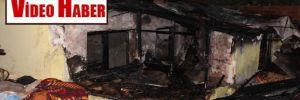 Gecekonduda çıkan yangında 1 kişi hayatını kaybetti