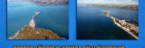 Burdur, Eğirdir ve Kovada gölleri kuruyor