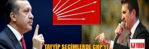 Tayyip seçimlerde CHP'yi Mustafa Sarıgül ile vurmayı planlıyor