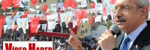 Kemal Kılıçdaroğlu Adana'da 'Savaşa Hayır' mitinginde