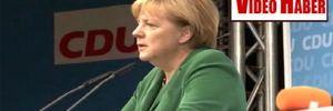 Merkel yorgun ama emin