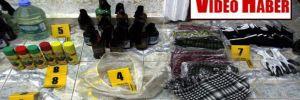 Nusaybin'de kullanıma hazır 68 molotof ele geçti