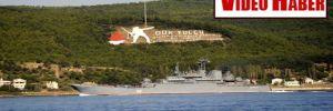 Rus savaş gemileri Çanakkale Boğazı'nı geçti