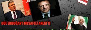 Gül Erdoğan'ı mesafeli anlattı İran ilk kez Yahudilerin özel gününü kutladı