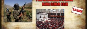 PKK ile Hükümet ittifakı daha devam eder