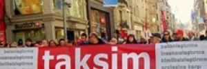 Taksim Dayanışması: Artık yeter