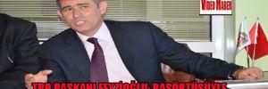 TBB Başkanı Feyzioğlu: 'Başörtüsüyle hiç bir sorunumuz yok'