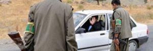 Teröristler Hatay'da yol kesti