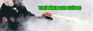 Yerli biber gazı geliyor!